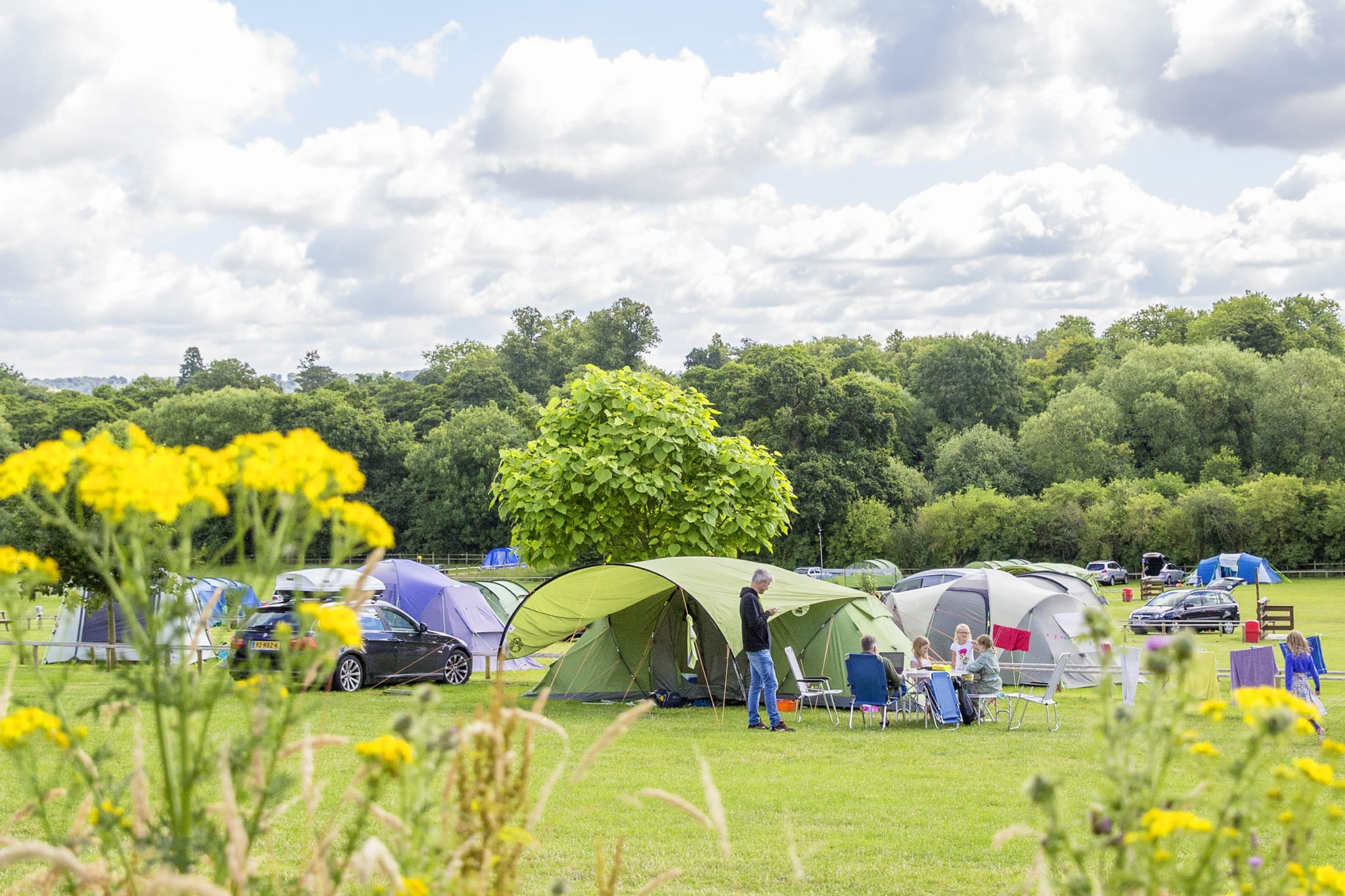 Swiss Farm, Henley on Thames - Touring and Camping Park