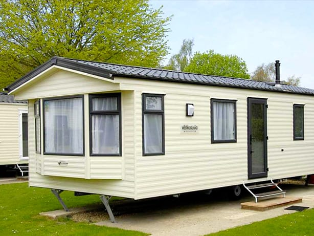 Swiss Farm Touring Park - Holiday Home Hire