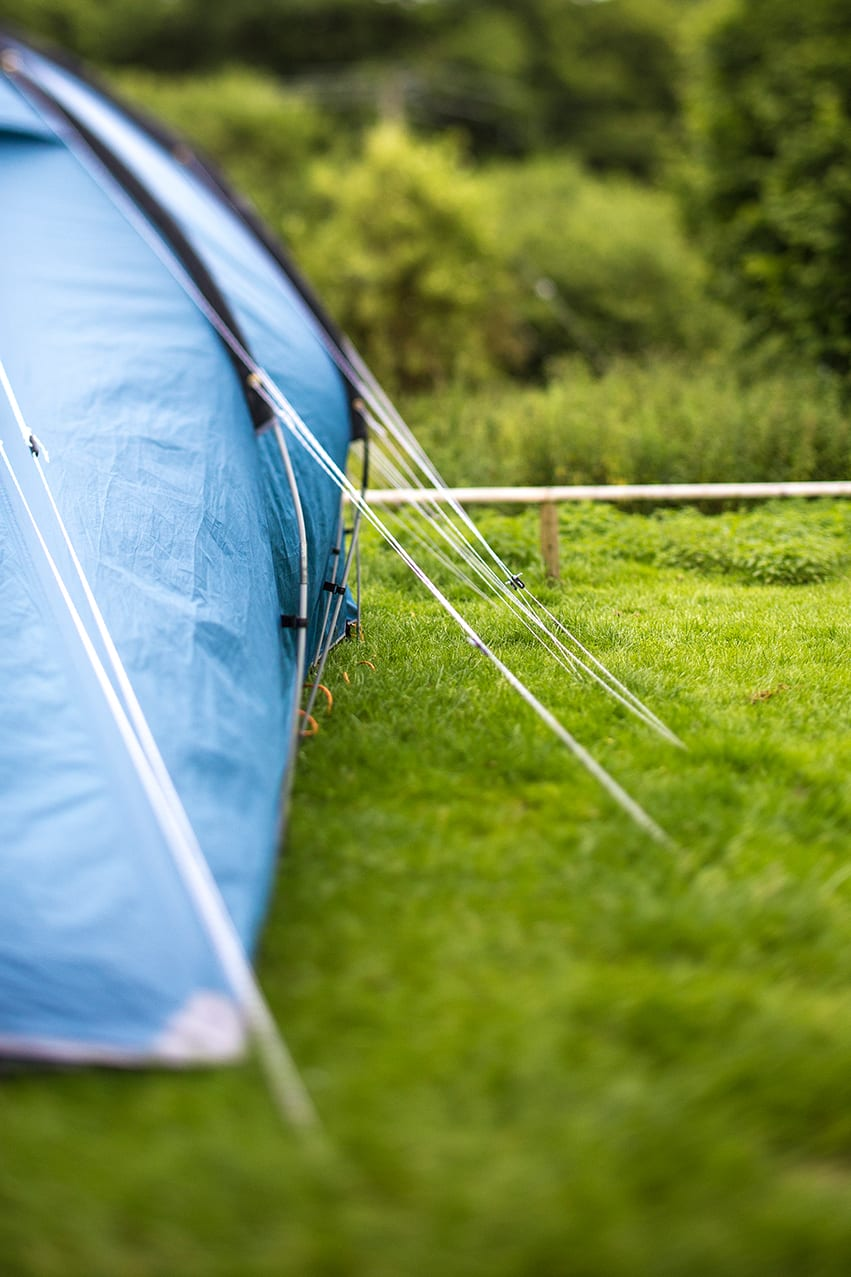 Swiss Farm Touring Park - Camping Grounds