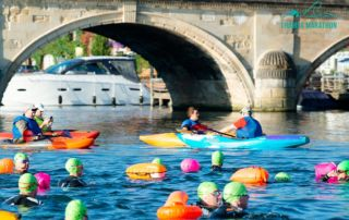 Thames Marathon - Henley Swim