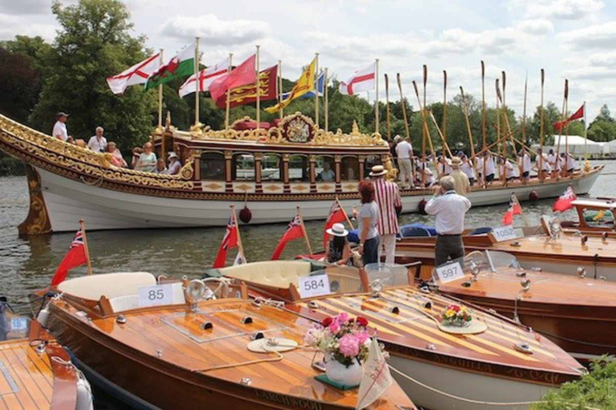 Thames Traditional Boat Rally